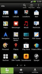 HTC One X - E-Mail - Konto einrichten - 1 / 1