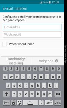 Samsung Galaxy Note Edge - e-mail - handmatig instellen - stap 5