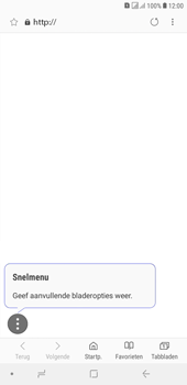 Samsung galaxy-j4-plus-dual-sim-sm-j415fn - Internet - Hoe te internetten - Stap 4