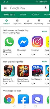 Huawei P30 Pro - Apps - Nach App-Updates suchen - Schritt 3