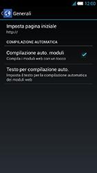Alcatel One Touch Idol S - Internet e roaming dati - Configurazione manuale - Fase 26