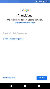 Sony Xperia XZ2 Premium - Apps - Konto anlegen und einrichten - Schritt 5