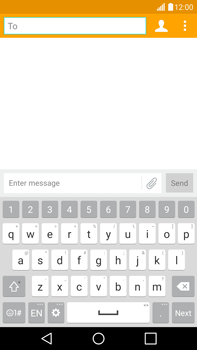 LG H815 G4 - MMS - Sending a picture message - Step 4