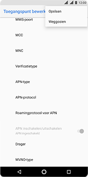 Nokia 5-1-dual-sim-ta-1075 - Internet - Handmatig instellen - Stap 18