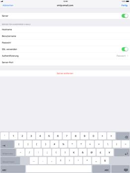 Apple iPad Pro 12.9 inch - E-Mail - Konto einrichten - 0 / 0
