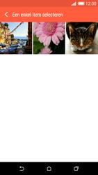 HTC Desire 816 - MMS - Afbeeldingen verzenden - Stap 16