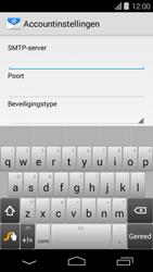 Acer Liquid E600 - E-mail - Handmatig instellen - Stap 12