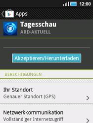 Samsung Galaxy Mini - Apps - Herunterladen - 2 / 2