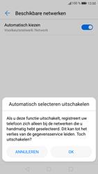 Huawei P9 Lite - Android Nougat - Netwerk - gebruik in het buitenland - Stap 10