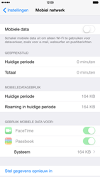 Apple iPhone 6 Plus - Internet - Handmatig instellen - Stap 4