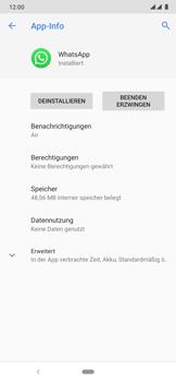Nokia 6.2 - Apps - Eine App deinstallieren - Schritt 7