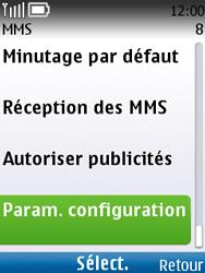 Nokia C2-01 - MMS - configuration automatique - Étape 11