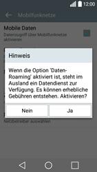 LG Leon 3G - Ausland - Im Ausland surfen – Datenroaming - 2 / 2