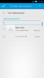 Bouygues Telecom Bs 471 - Contact, Appels, SMS/MMS - Envoyer un SMS - Étape 6