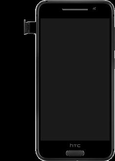 HTC One A9 - SIM-Karte - Einlegen - 10 / 13