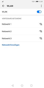 Huawei Mate 10 Pro - Android Pie - WiFi - WiFi-Konfiguration - Schritt 6