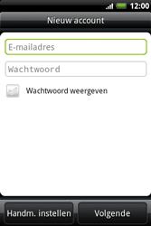HTC A510e Wildfire S - e-mail - handmatig instellen - stap 6