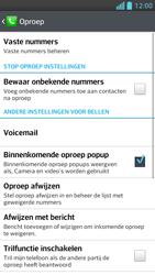 LG P875 Optimus F5 - Voicemail - handmatig instellen - Stap 5