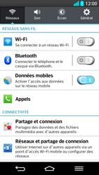 LG G2 - Internet et connexion - Accéder au réseau Wi-Fi - Étape 4