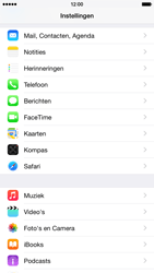 Apple iPhone 6 iOS 8 - E-mail - e-mail instellen (gmail) - Stap 3