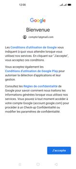 Oppo Reno 4Z - E-mails - Ajouter ou modifier votre compte Gmail - Étape 10