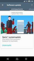 Sony Xperia XA1 - software - update installeren zonder pc - stap 6