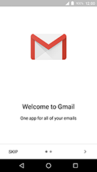 Crosscall Action X3 - E-mail - Manual configuration (gmail) - Step 4