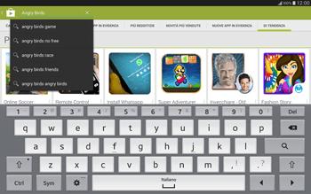 Samsung T805 Galaxy Tab S - Applicazioni - Installazione delle applicazioni - Fase 15