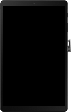 Samsung galaxy-tab-a-10-1-lte-2019-sm-t515 - Instellingen aanpassen - SIM-Kaart plaatsen - Stap 5