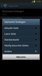 Samsung Galaxy S III - Internet und Datenroaming - Manuelle Konfiguration - Schritt 21
