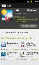 Samsung Galaxy S Advance - Apps - Installieren von Apps - Schritt 16