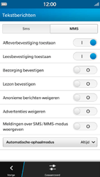 BlackBerry Z30 - MMS - handmatig instellen - Stap 7