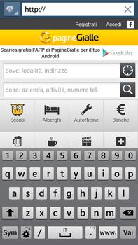 Samsung Galaxy Note III LTE - Internet e roaming dati - Uso di Internet - Fase 15