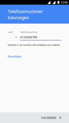 Nokia 3 (Dual SIM) - Applicaties - Account aanmaken - Stap 14
