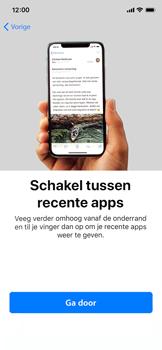 Apple iphone-x-met-ios-13-model-a1901 - Instellingen aanpassen - Nieuw toestel instellen - Stap 38