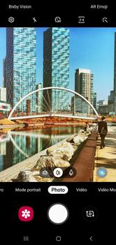Samsung Galaxy Note 10+ - Photos, vidéos, musique - Prendre une photo - Étape 9