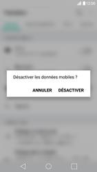 LG G5 - Internet et connexion - Désactiver la connexion Internet - Étape 4