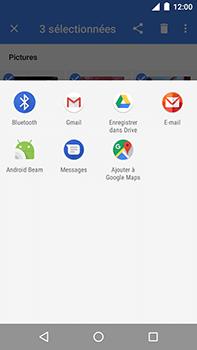 Motorola Moto E4 Plus - Photos, vidéos, musique - Envoyer une photo via Bluetooth - Étape 7