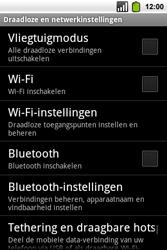 Alcatel OT-991 Smart - wifi - handmatig instellen - stap 5