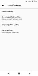 Sony Xperia XZ2 Compact - Netzwerk - Netzwerkeinstellungen ändern - Schritt 6