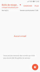 Samsung Samsung G920 Galaxy S6 (Android M) - E-mail - Configuration manuelle (outlook) - Étape 4