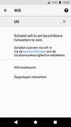 Sony Xperia XA2 - Wifi - handmatig instellen - Stap 5