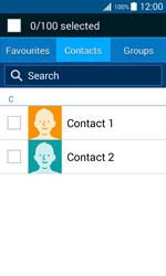 Samsung J100H Galaxy J1 - E-mail - Sending emails - Step 6