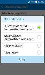 Samsung G388F Galaxy Xcover 3 - Netwerk - Wijzig netwerkmodus - Stap 7
