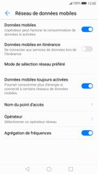 Huawei P10 - Réseau - Sélection manuelle du réseau - Étape 5