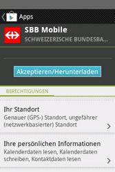 Alcatel OT-983 - Apps - installieren von Apps - Schritt 21