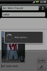 HTC Wildfire S - MMS - Erstellen und senden - 2 / 2