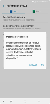 Samsung Galaxy A7 (2018) - Réseau - utilisation à l'étranger - Étape 15