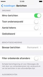 Apple iPhone 5c iOS 9 - MMS - probleem met ontvangen - Stap 8