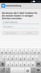 Alcatel One Touch Idol S - E-Mail - Manuelle Konfiguration - Schritt 10